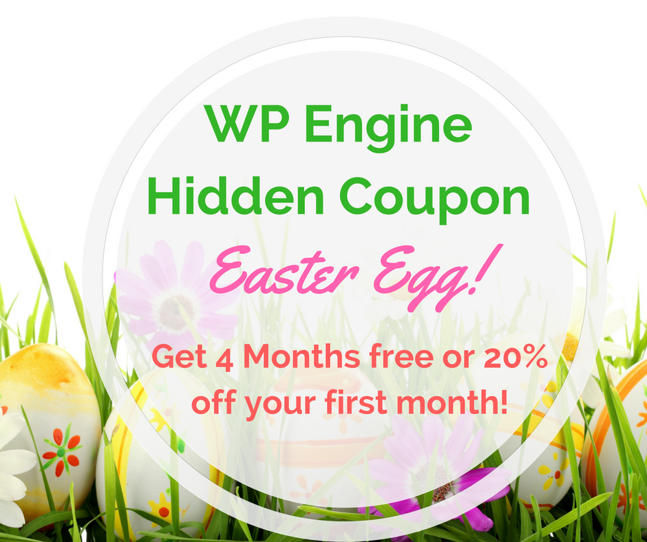 WP Engine Coupon Code Cheat Easter Egg