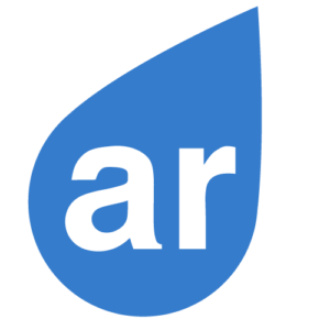 Active Rain Icon ActiveRain Blue
